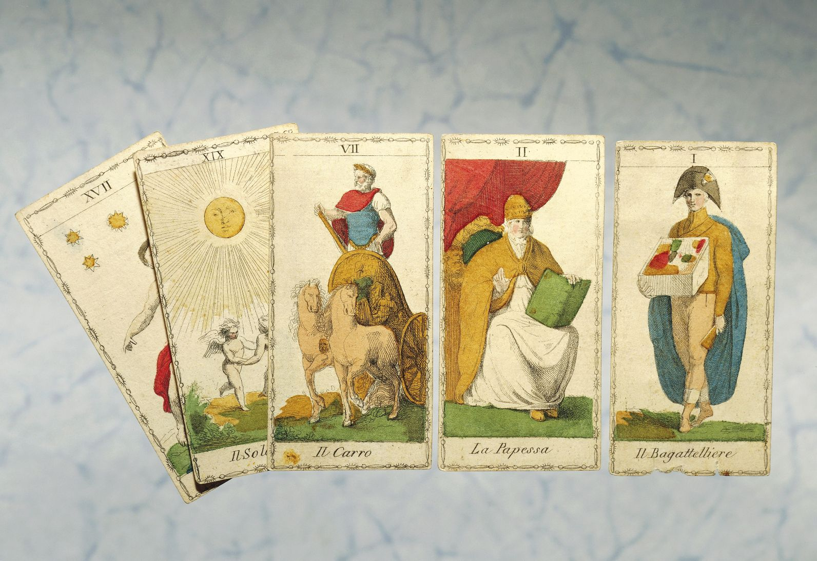 All About Tarot: Everything You Need to Get Started Reading Cards
