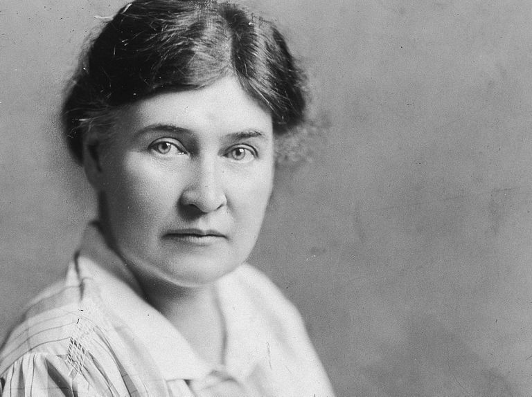 Portrait of Willa Cather, circa 1926