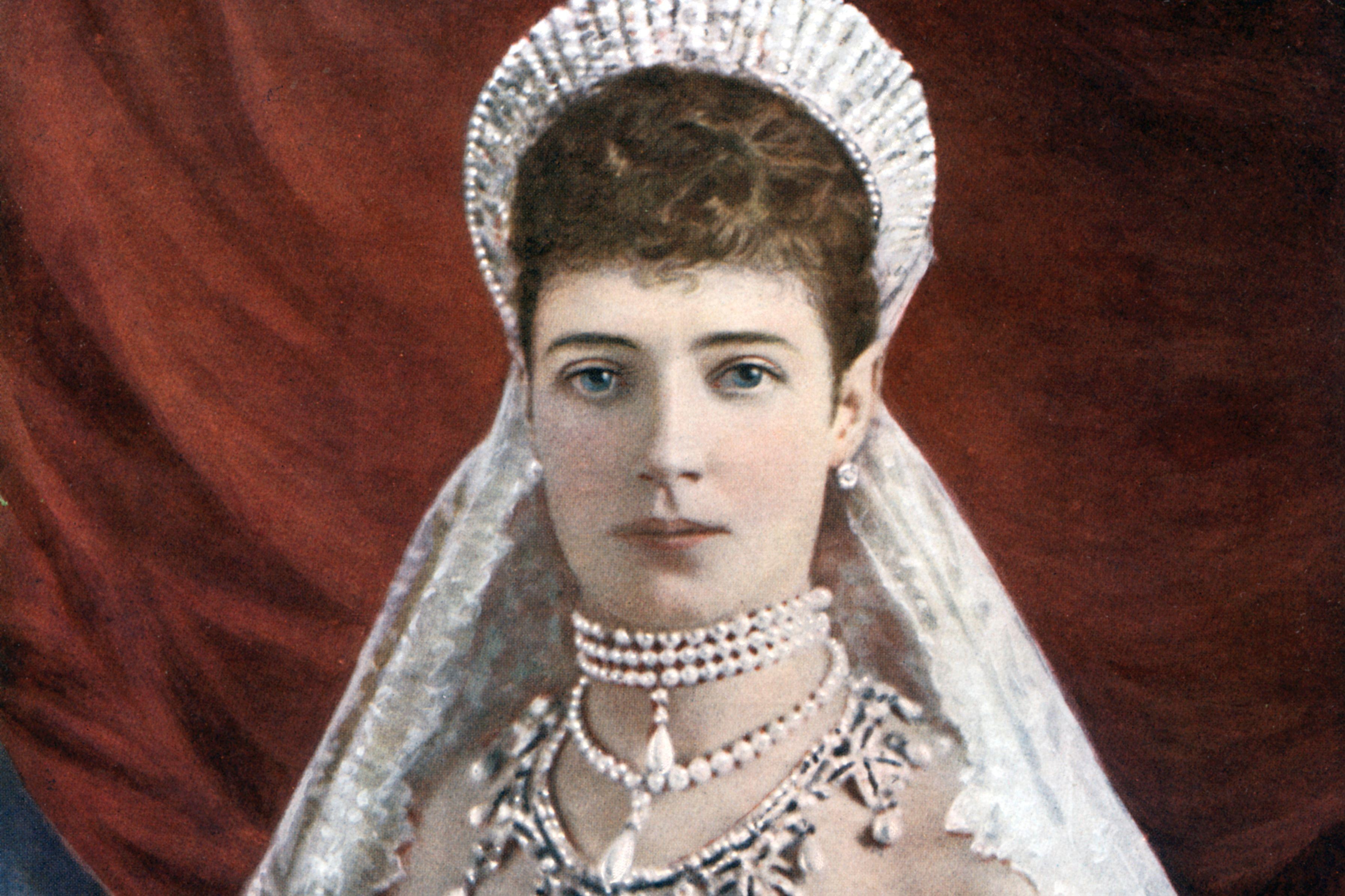 Princess Marie Sophie Frederikke Dagmar, Dowager Empress of Russia