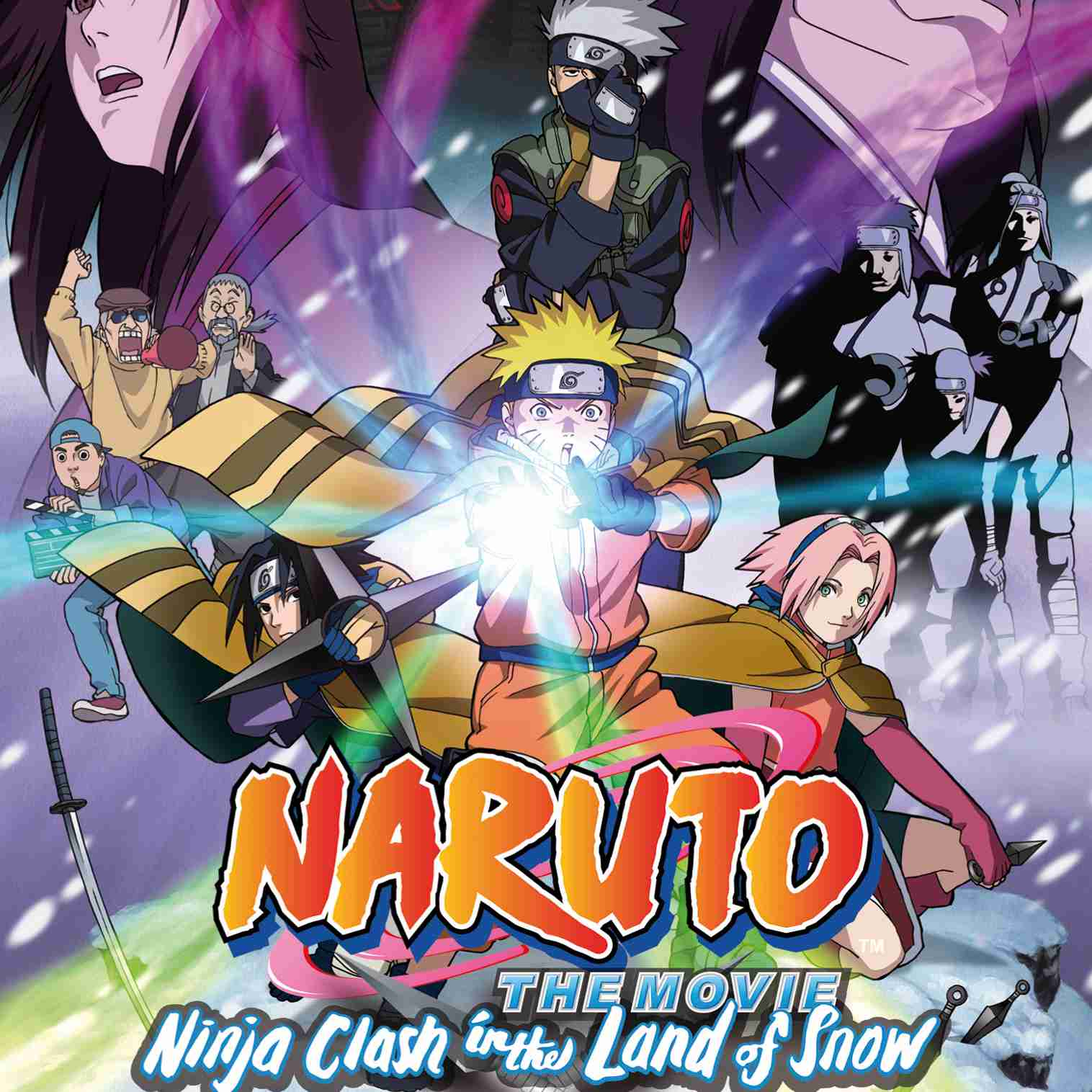 Find All The Naruto DVDs Here