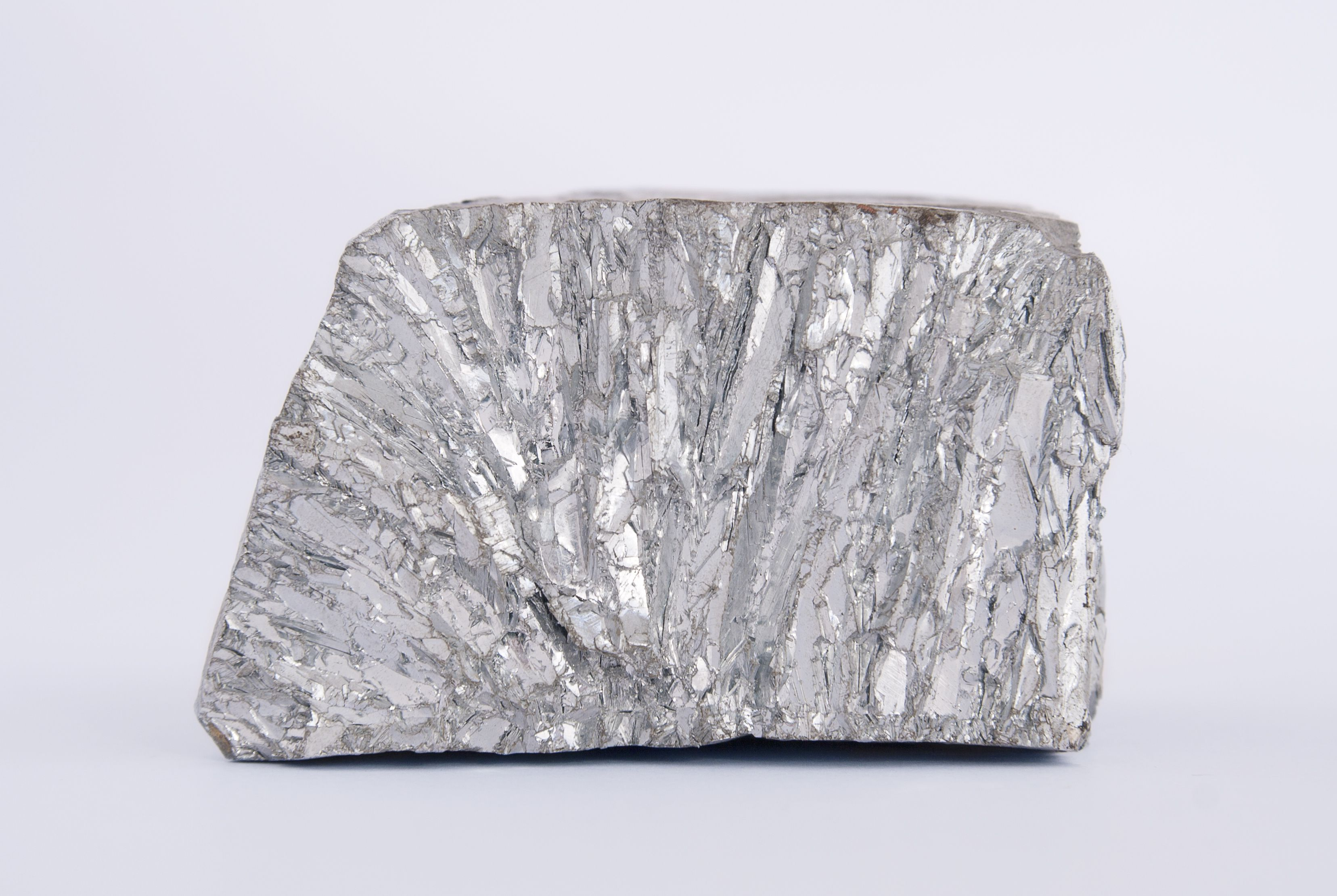 Zinc is one of the transition metals.