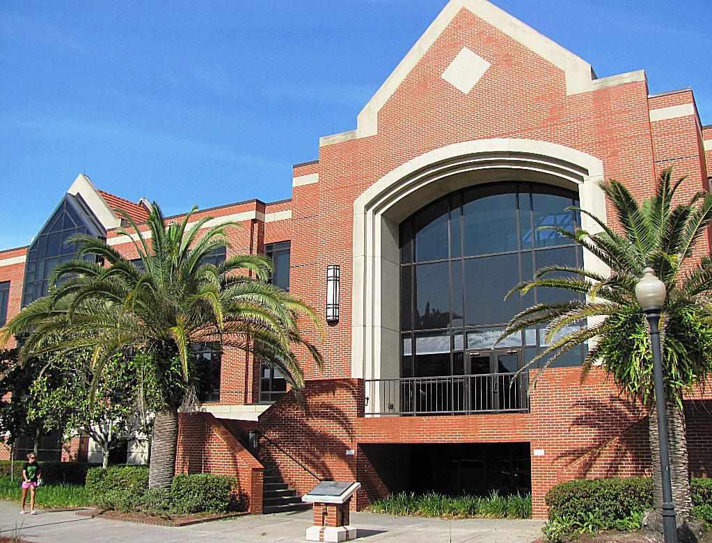 Criser Hall at the University of Florida