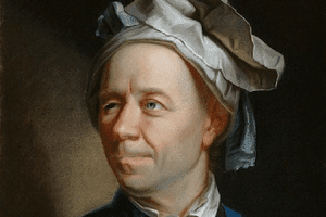 Portrait of Leonhard Euler