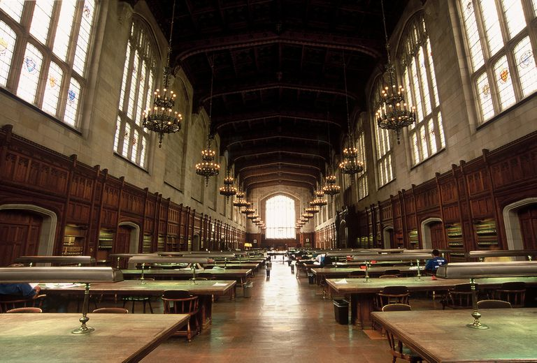 University of Michigan Law School Library