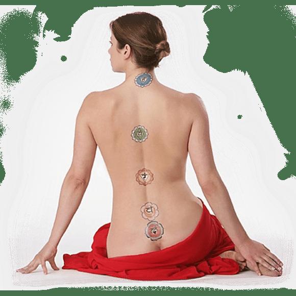 Chakra Boosters Healing Tattoos