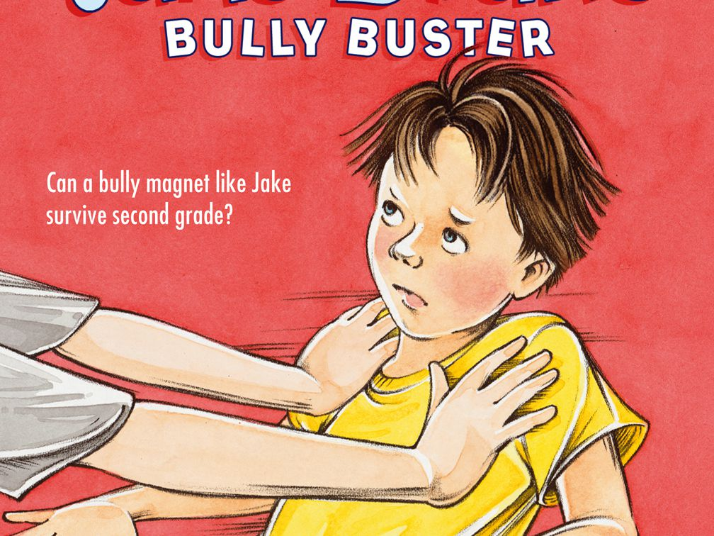 Jake Drake Bully Buster Chapter Book About Bullying