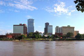 Little Rock, Arkansas, Skyline