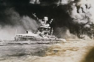 World War II, Pearl Harbor, 12/7/41