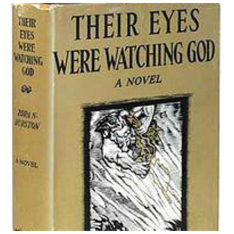 metaphors in their eyes were watching god Years of general neglect, their eyes were watching god has since the early 1980s achieved a position of prominence within the american literary tradition (4) hurston uses metaphors throughout the novel as a means to emphasize meaning and.