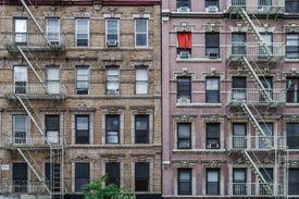 Edificios de Manhattan.