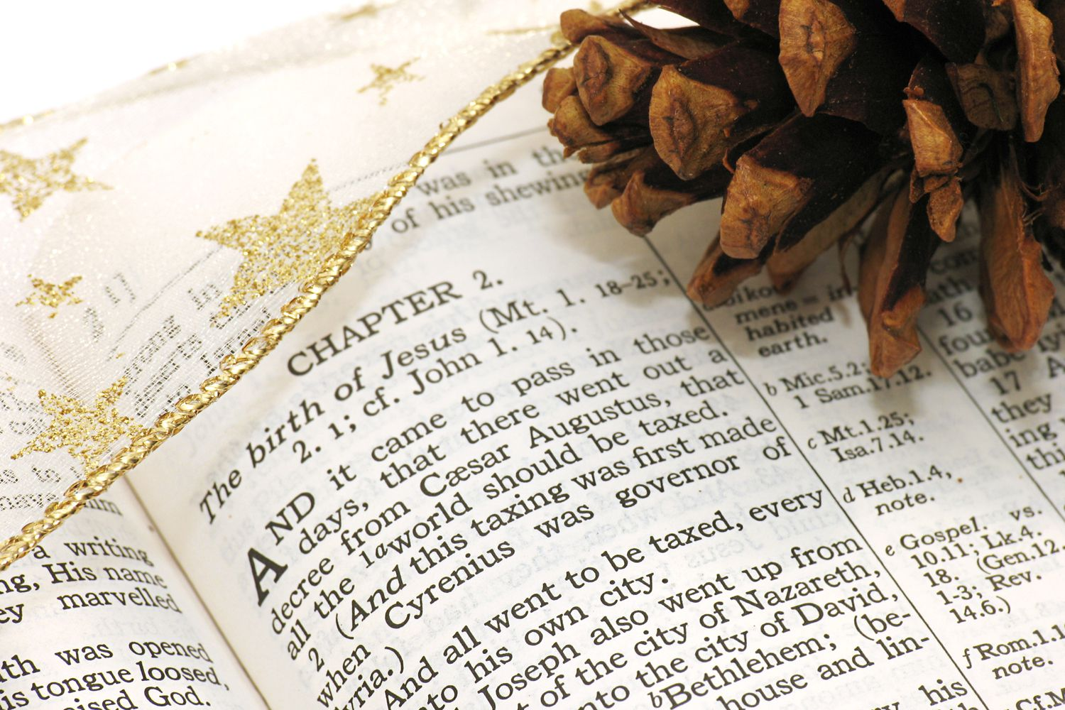 13 Bible Verses About Christmas for Christian Teens