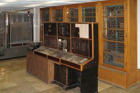 Konrad Zuse built the world's first programmable computer.