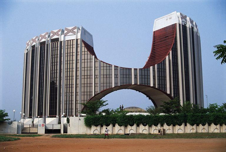 Headquarters of ECOWAS (Economic Community of West African States), Lome, Togo
