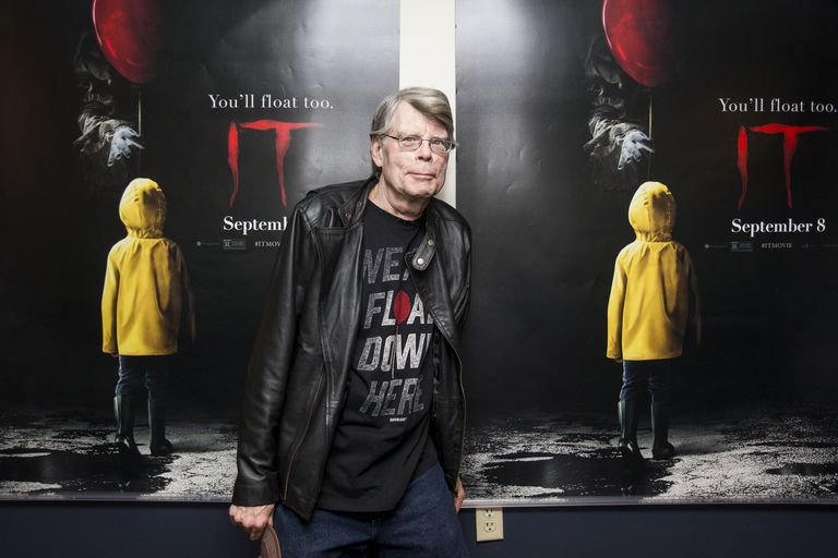 Stephen King: Chronological List of Books and Stories