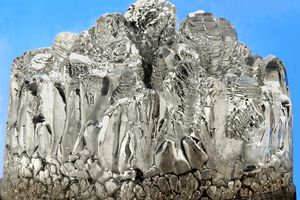 Crystalized Magnesium