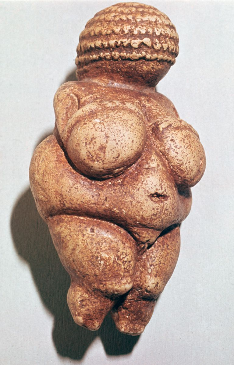 The Willendorf Venus, 23rd century BC