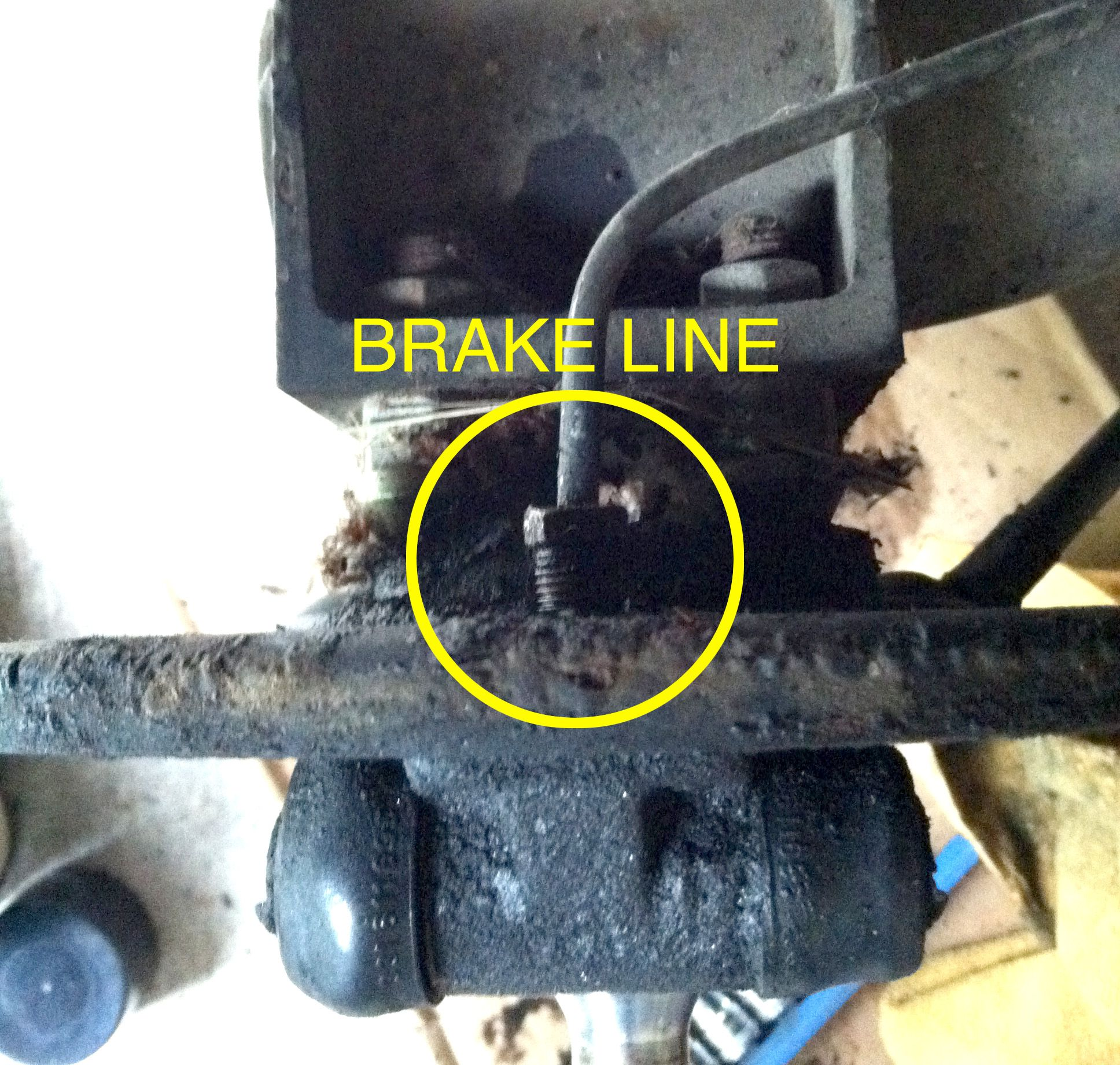 How To Replace A Rear Brake Cylinder Chevy Truck Drum Ke Diagram
