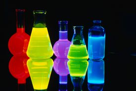 Chemiluminescence occurs when chemical reactions release energy in the form of light