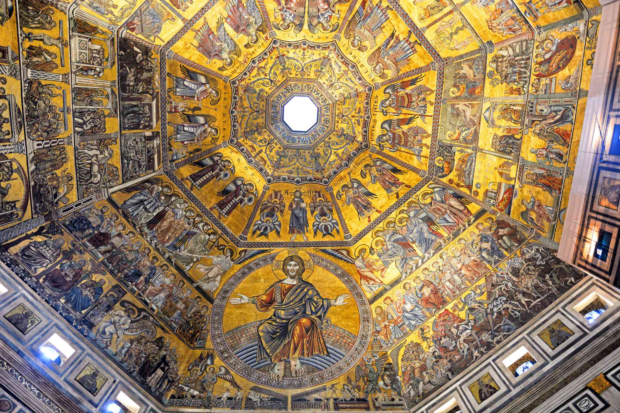 Dome of Florence Baptistery