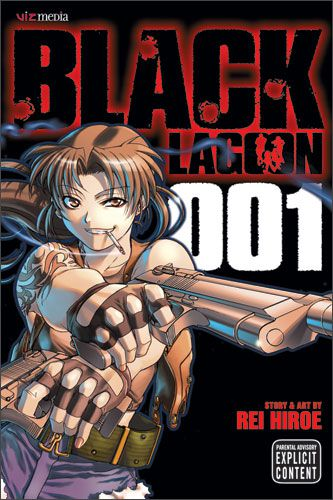 Black Lagoon by Rei Hiroe, published by Shonen Jump / VIZ Media