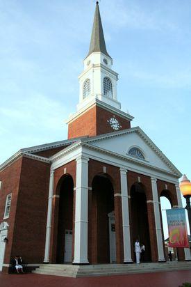 Bennett College Chapel