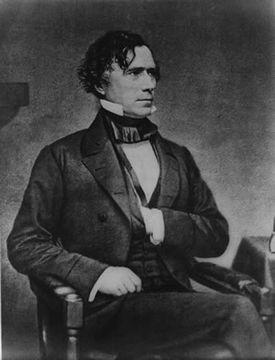 Franklin Pierce, Fourteenth President of the United States