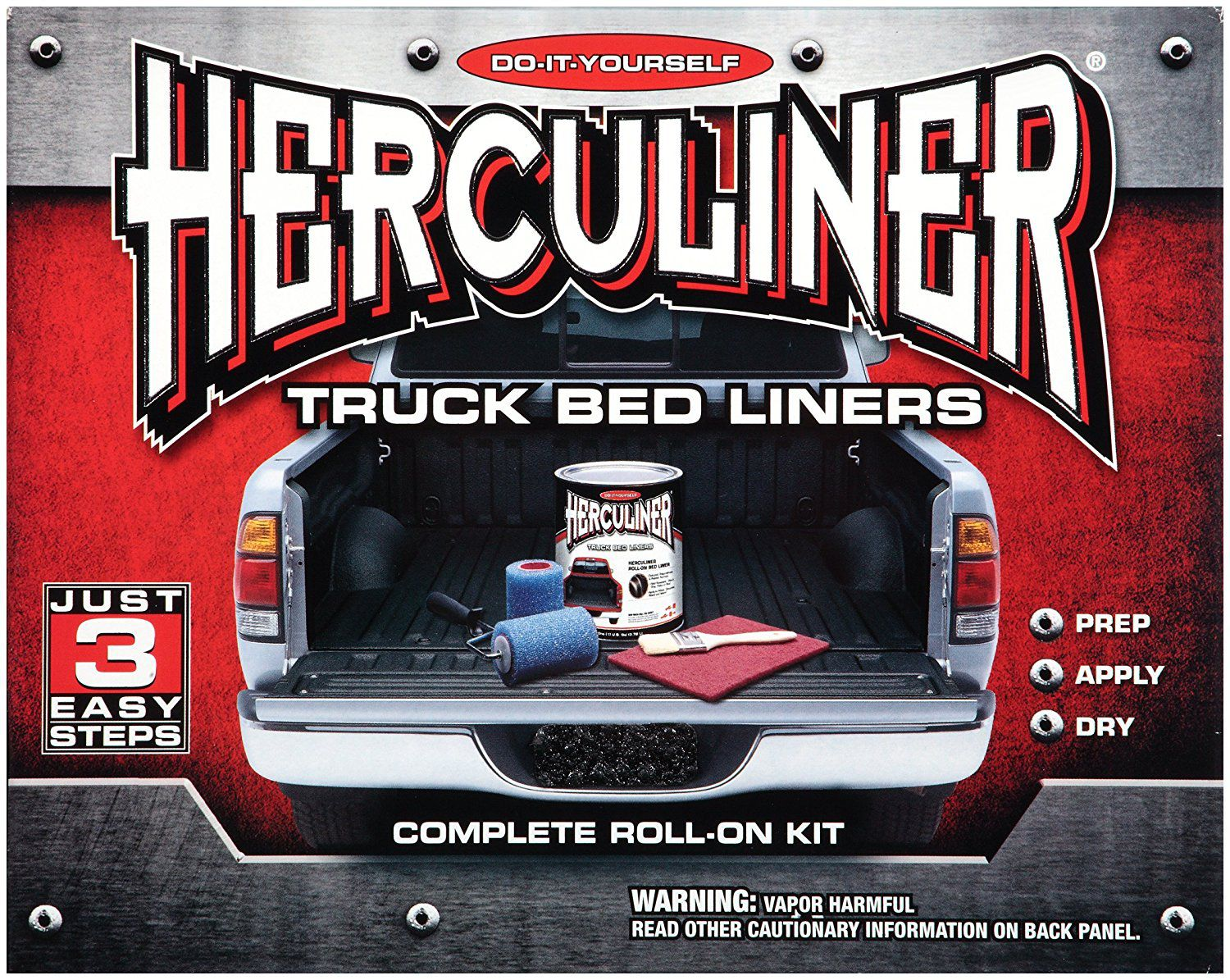 Tips For Installing A Herculiner Bed Liner Yourself Suzuki Samurai Fuel Filter Location