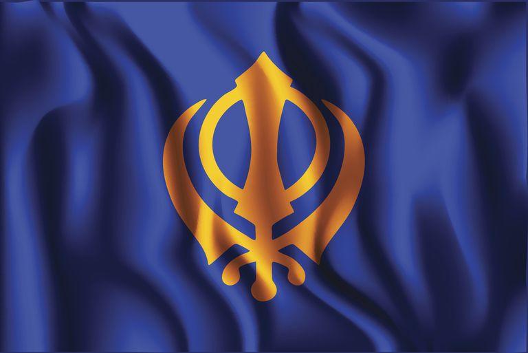 Khanda Defined Sikh Emblem Symbolism