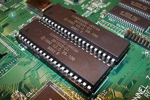 Amiga 1200 Kickstart 3.0 ROM Chips