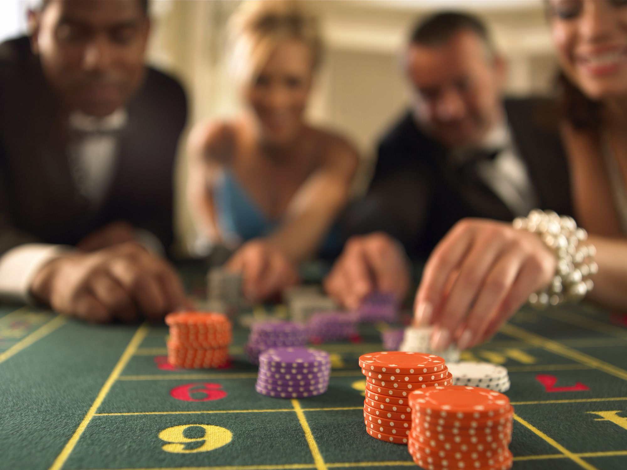What Type Of Casino Jobs Are There