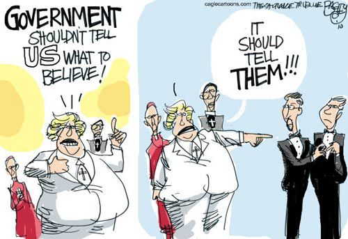 from Kevin gay marriages and politics