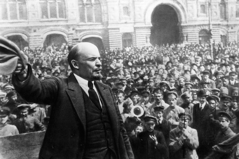 Lenin Red Square