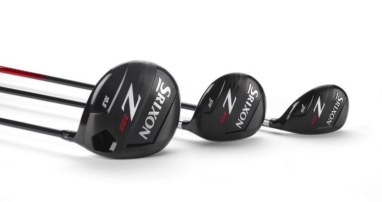 Srixon Z 355 Golf Clubs Driver Woods And Irons