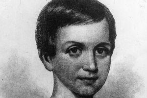 Emily Dickinson Sketch