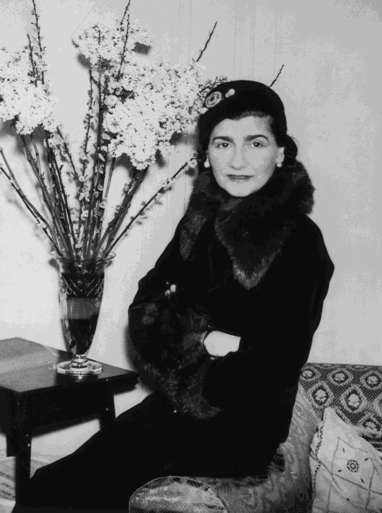 Coco Chanel - 1930