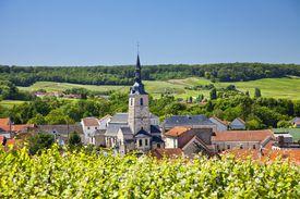 Champagne, Village of Sermiers