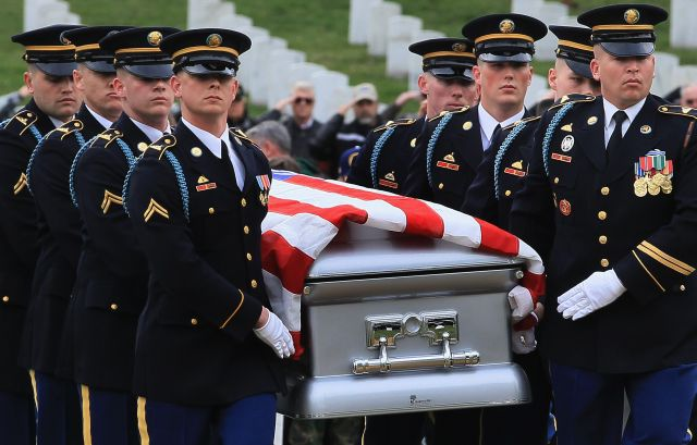 Image result for military funeral