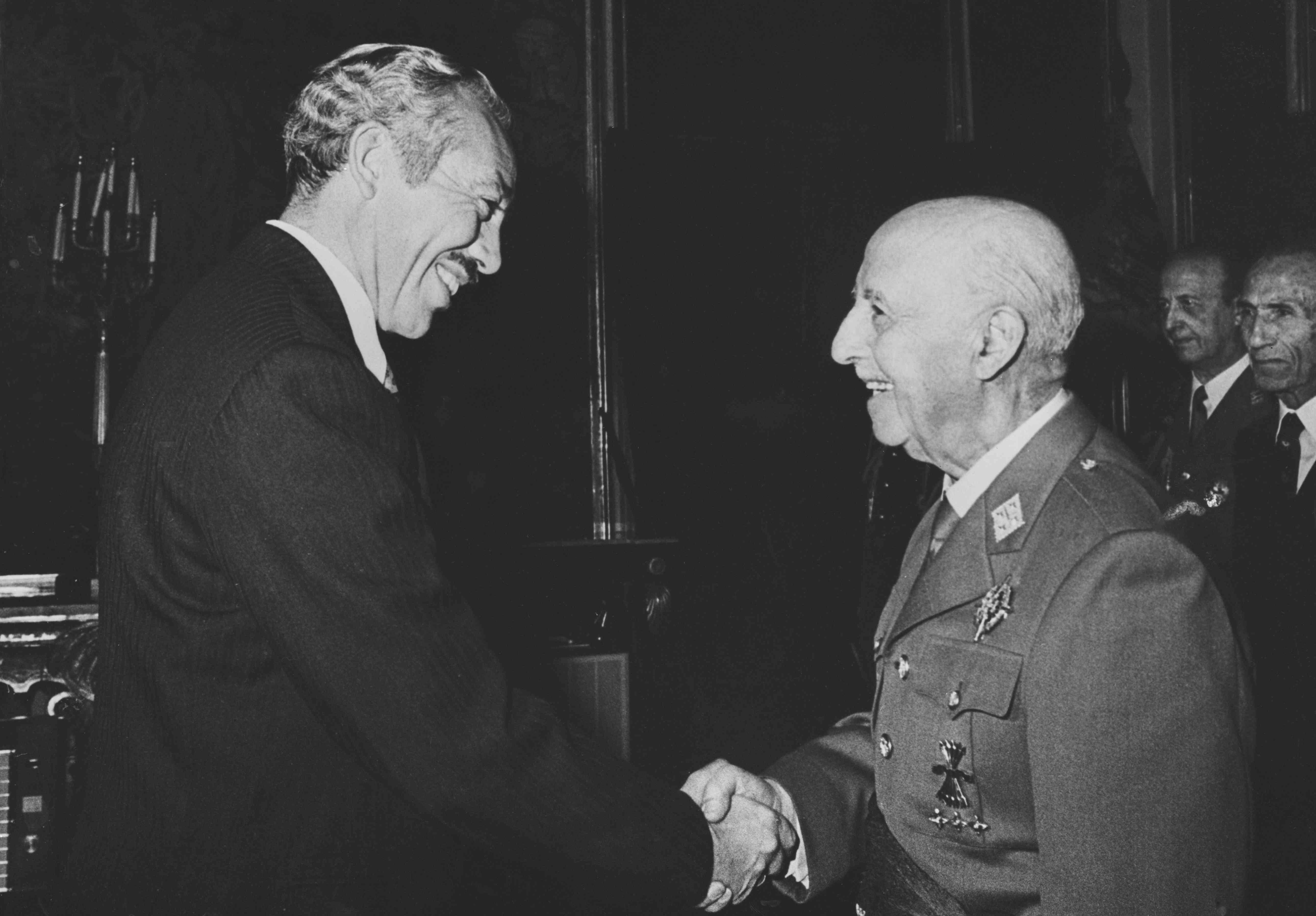 Garcia Meets Franco