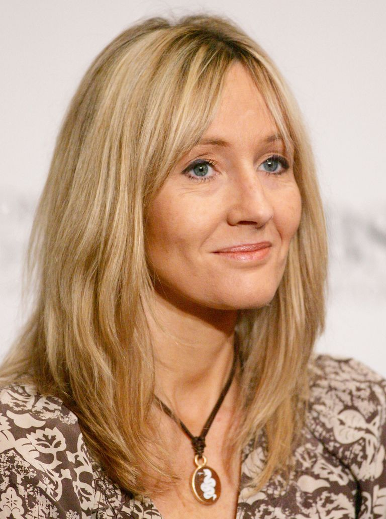 J  K  Rowling - Biography of 'Harry Potter' Author