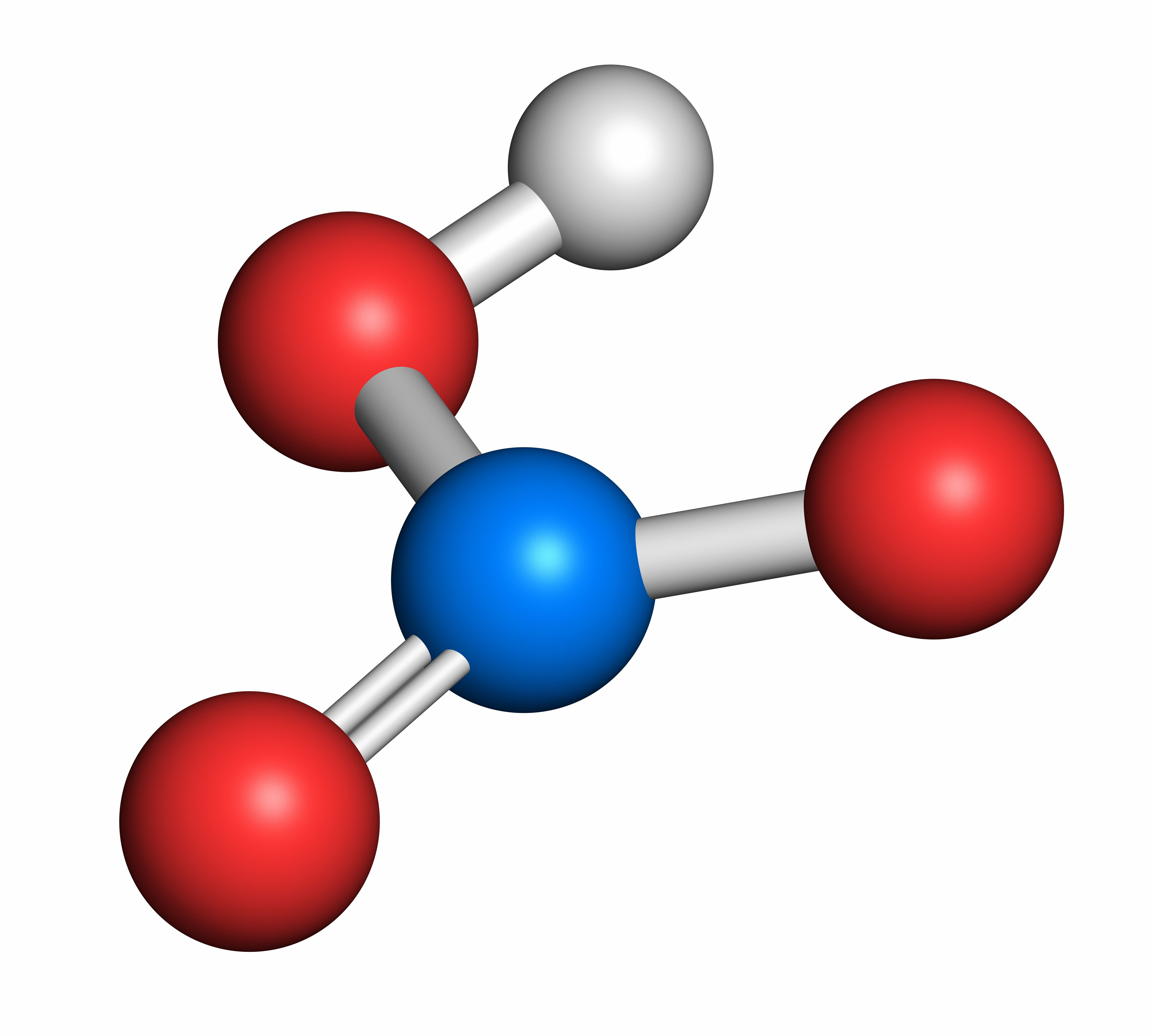 Nitric acid is the basis for the nitrate group.