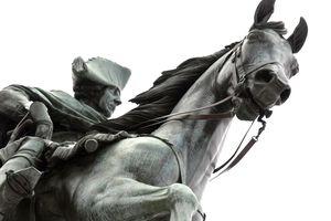Statue of Fredrick the Great