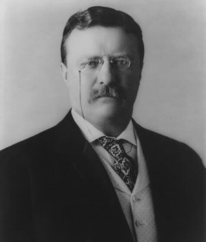 Theodore Roosevelt, Twenty-Sixth President of the United States