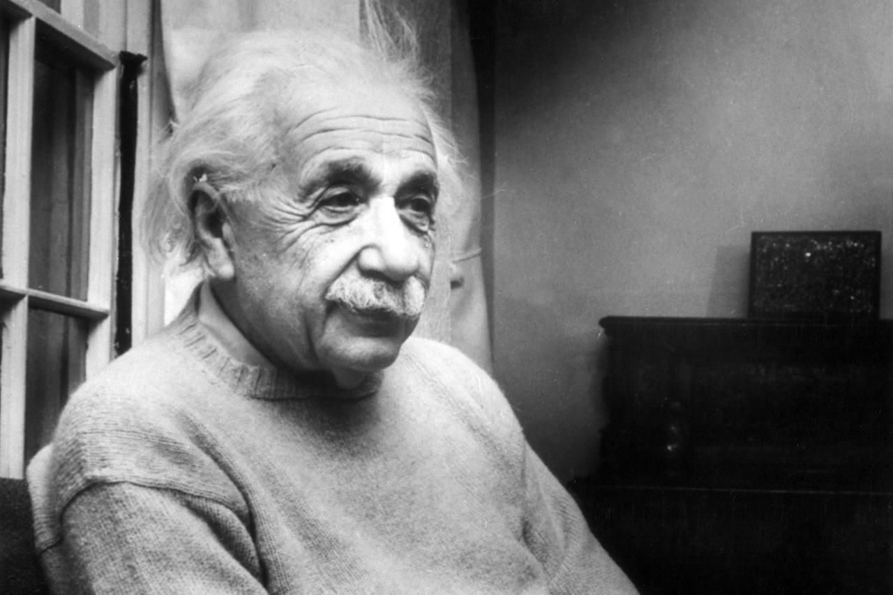 Albert Einstein Quotes On Death And The Afterlife