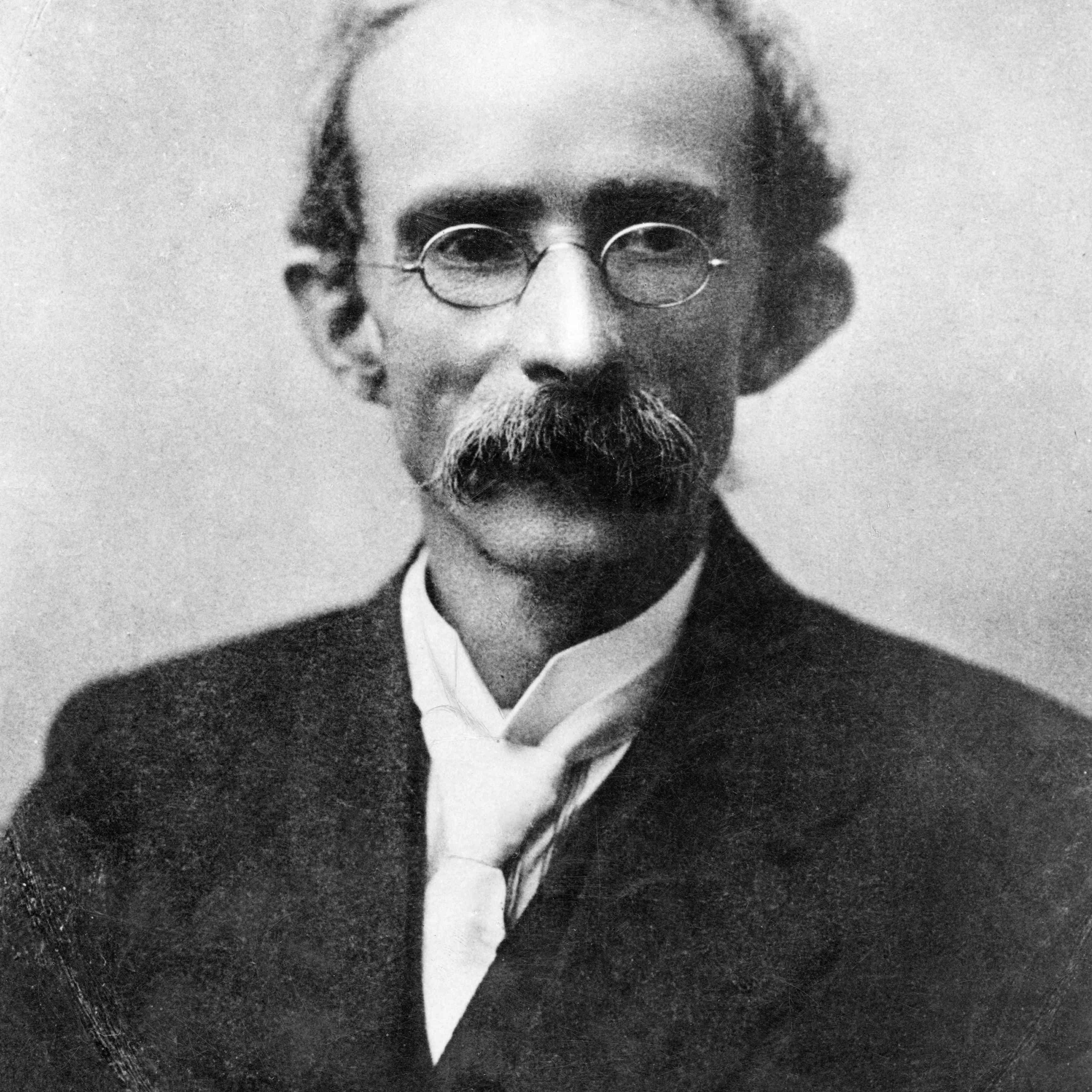 photograph of Irish rebel leader Thomas Clarke