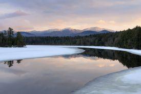 winter-Utica New York State