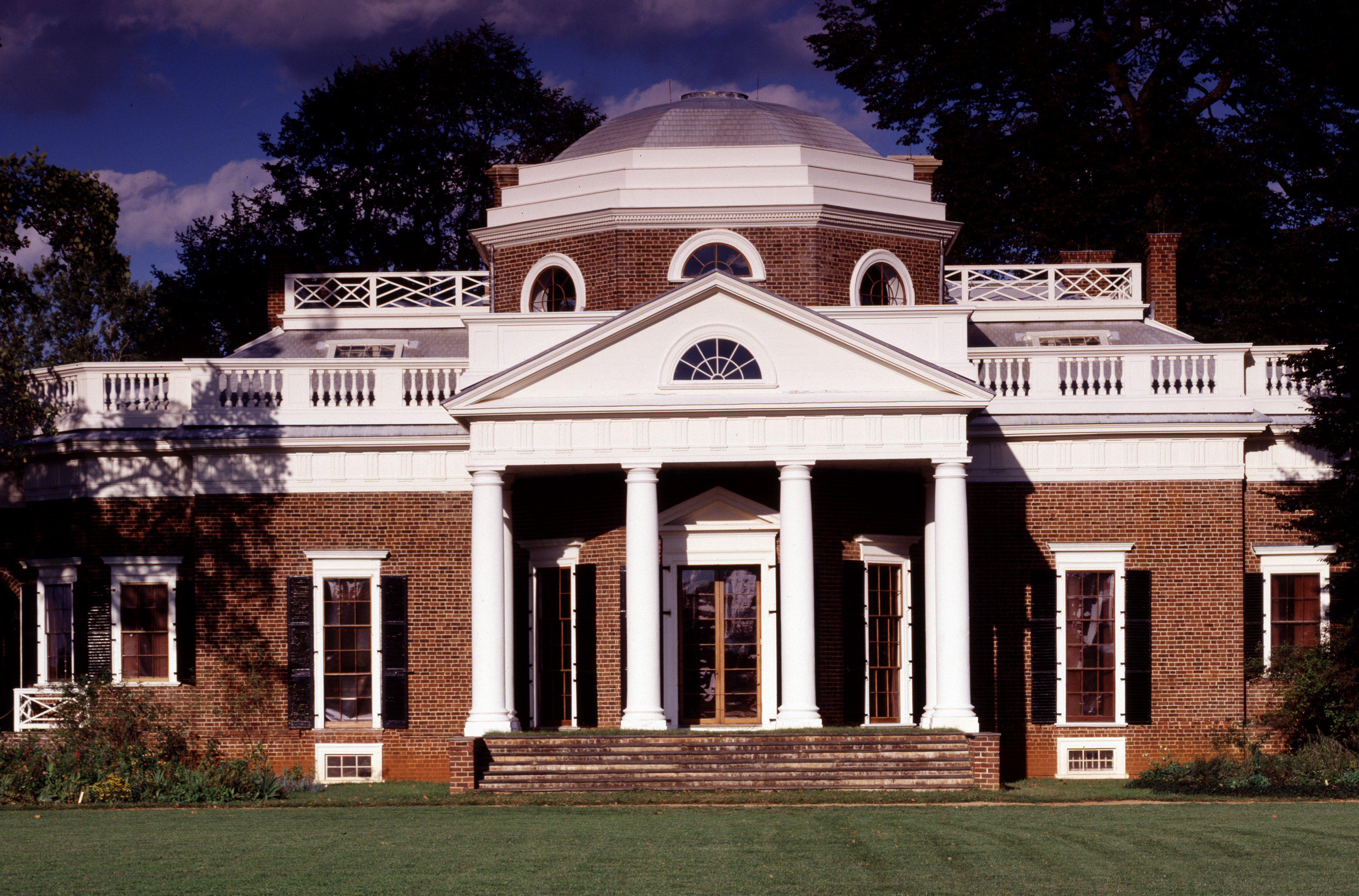 Monticello 18th Century