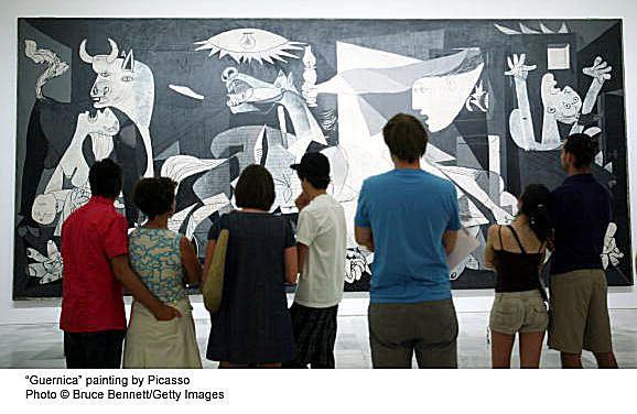 """""""Guernica"""" - Picasso"""