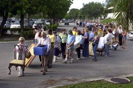 Floridians Bring Their Material Culture to Antiques Roadshow in 2001