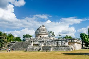 At Chichen Itza, Architectural Styles Changed Over Time
