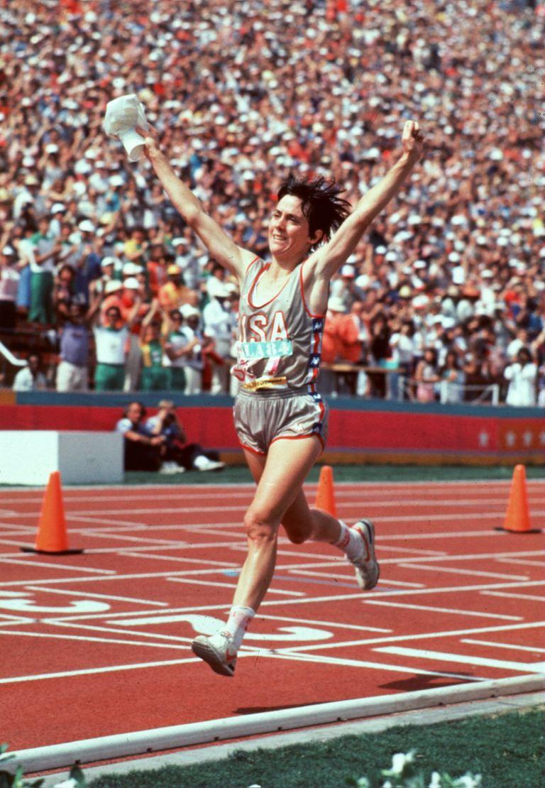 1984 - Joan Benoit